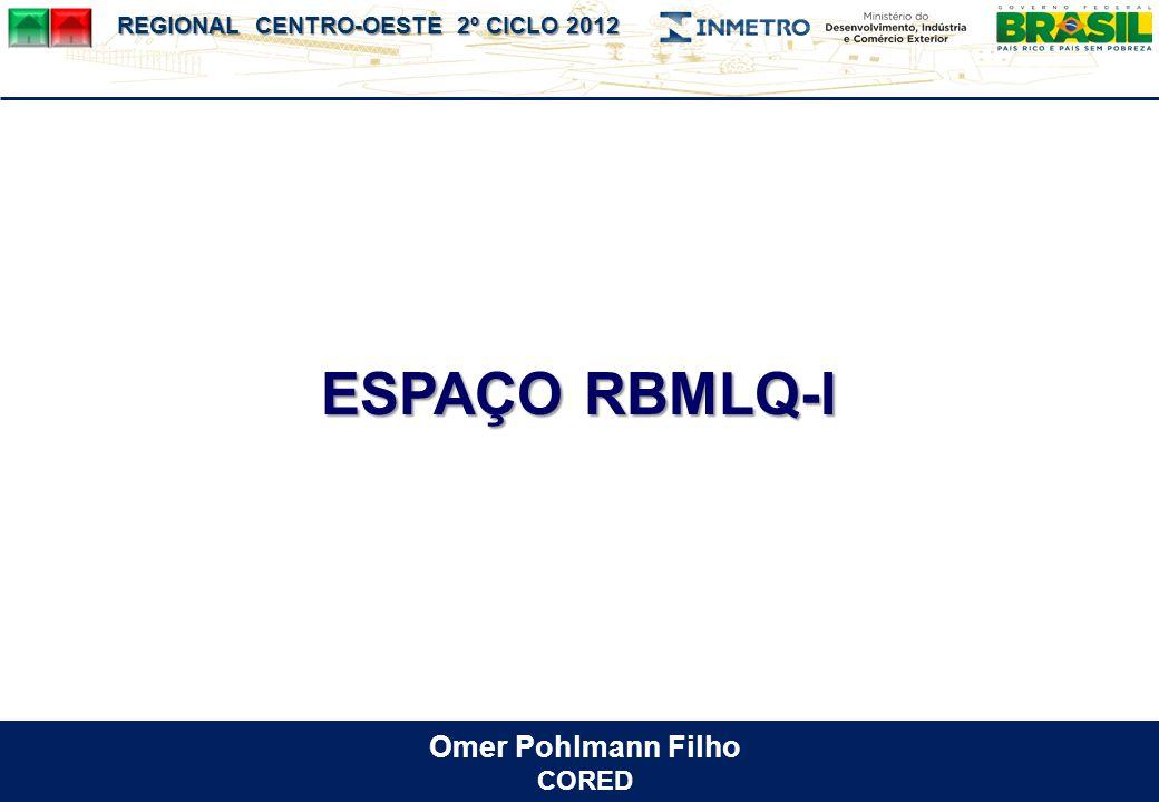 ESPAÇO RBMLQ-I Omer Pohlmann Filho CORED