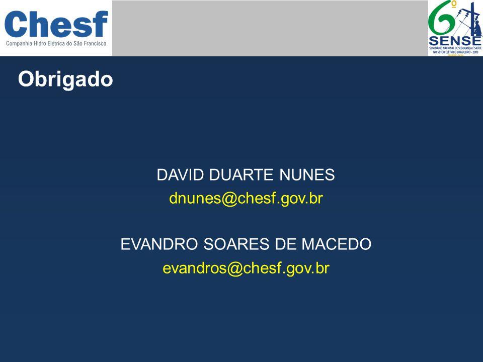 EVANDRO SOARES DE MACEDO