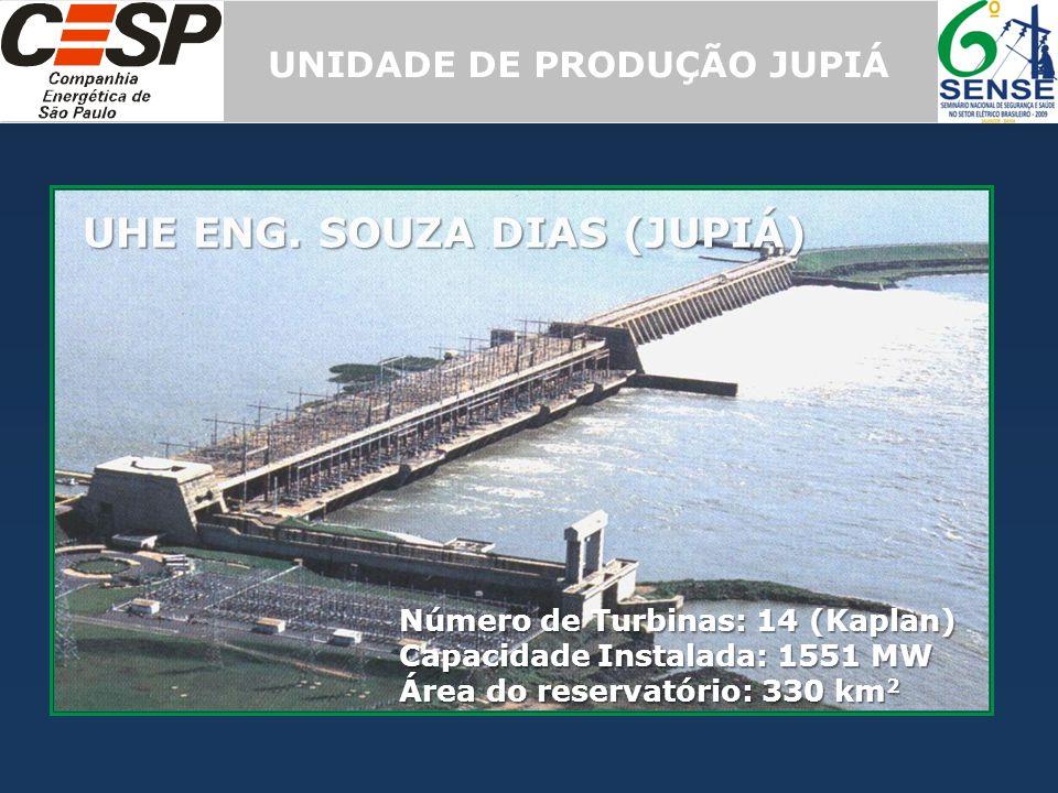 UNIDADE DE PRODUÇÃO JUPIÁ