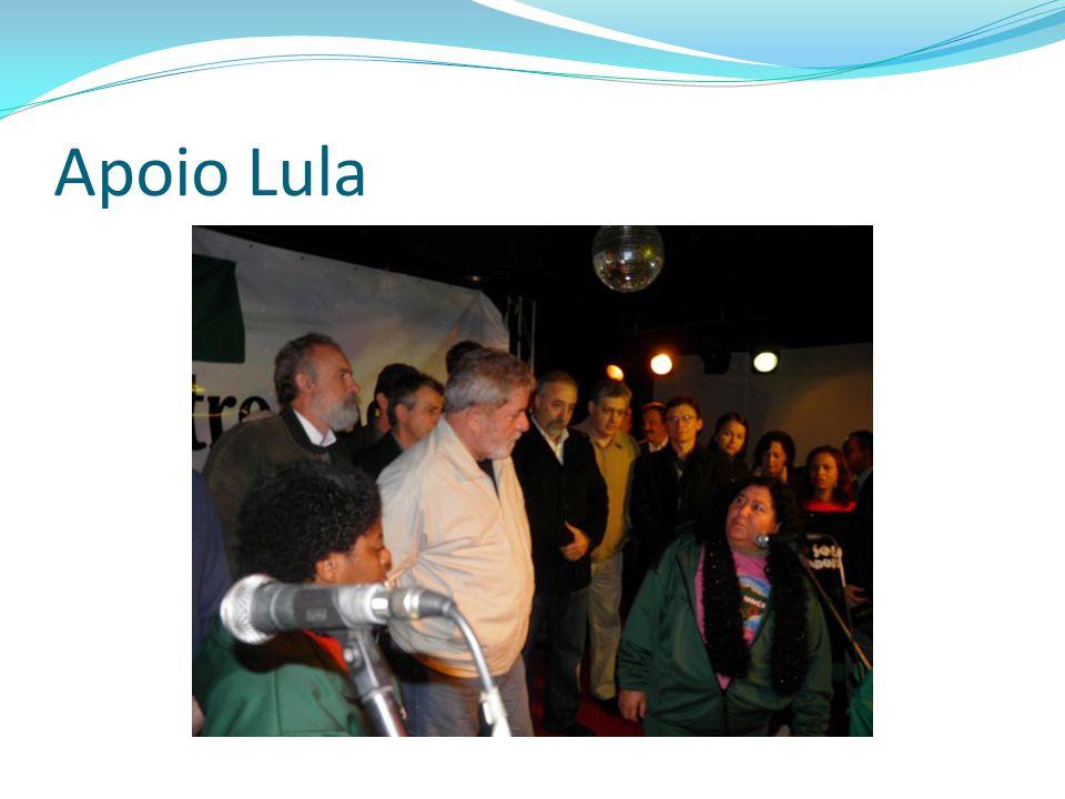 Apoio Lula