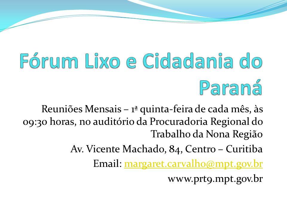 Fórum Lixo e Cidadania do Paraná