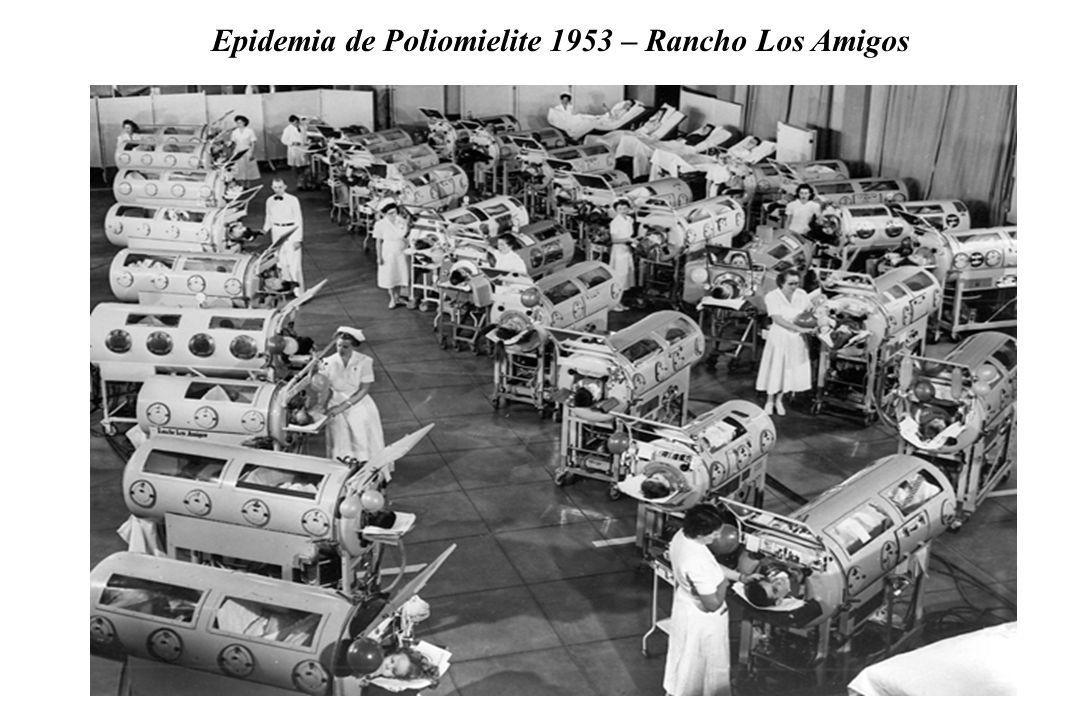 Epidemia de Poliomielite 1953 – Rancho Los Amigos