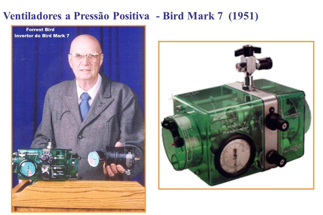 Ventiladores a Pressão Positiva - Bird Mark 7 (1951)