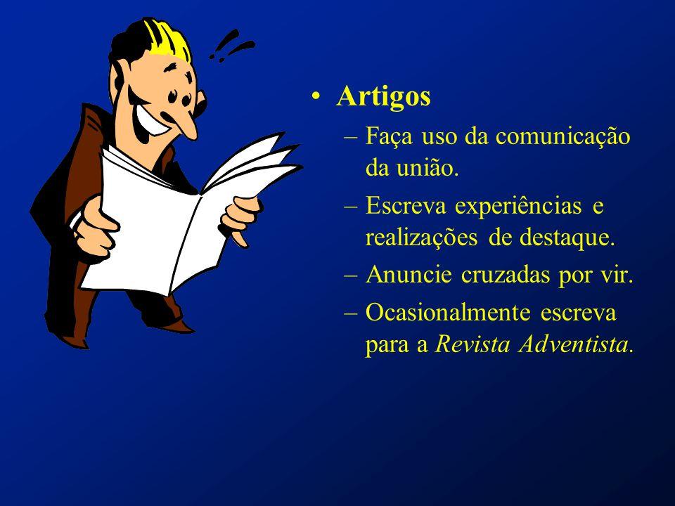 Artigos Faça uso da comunicação da união.