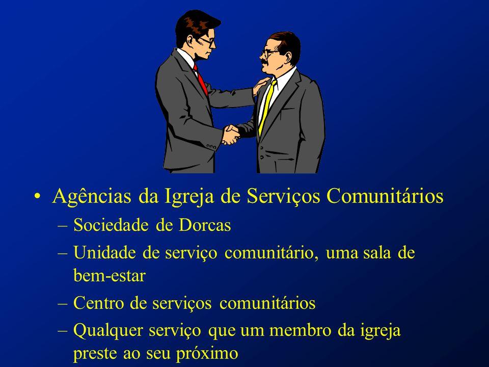 Agências da Igreja de Serviços Comunitários