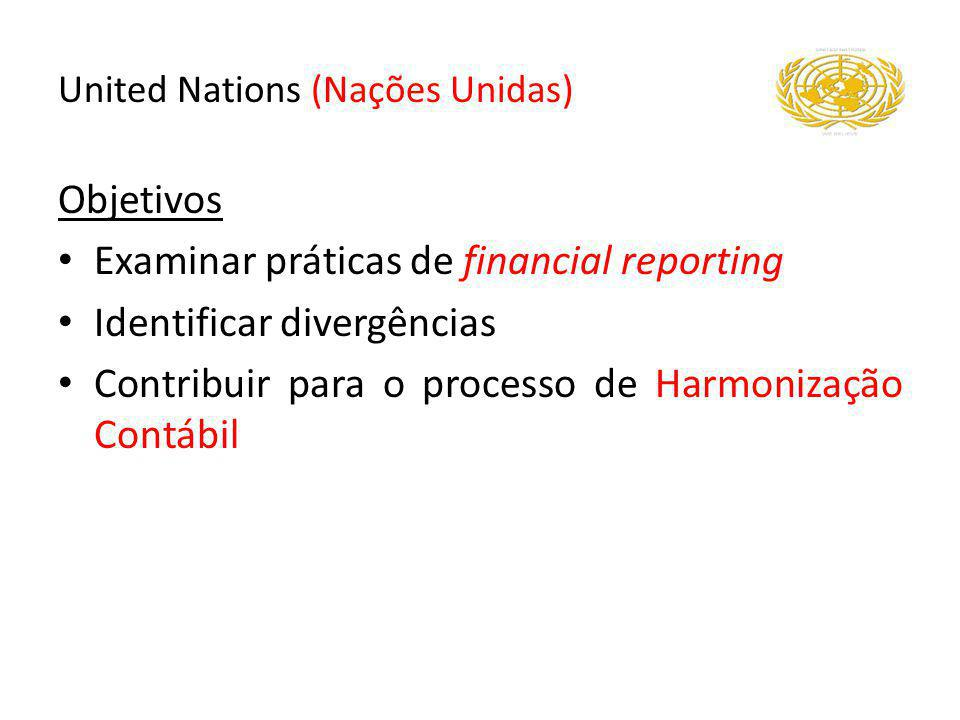 United Nations (Nações Unidas)
