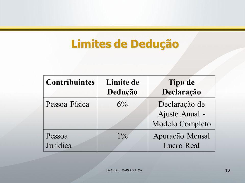 Declaração de Ajuste Anual - Modelo Completo