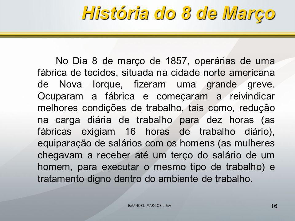 História do 8 de Março