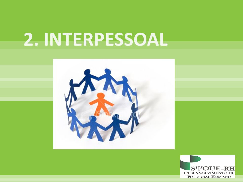 2. INTERPESSOAL