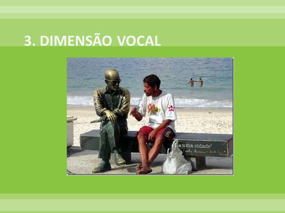 3. DIMENSÃO VOCAL