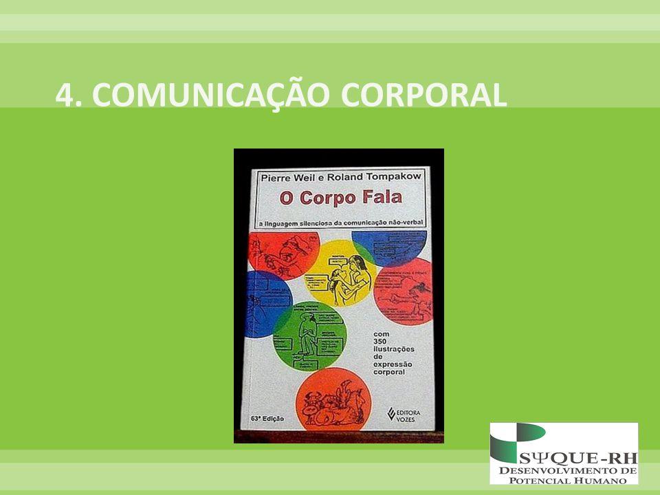 4. COMUNICAÇÃO CORPORAL