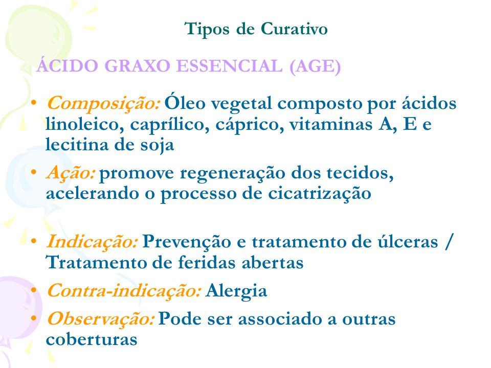 ÁCIDO GRAXO ESSENCIAL (AGE)
