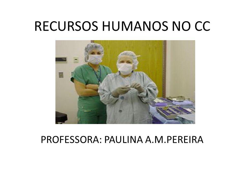 PROFESSORA: PAULINA A.M.PEREIRA