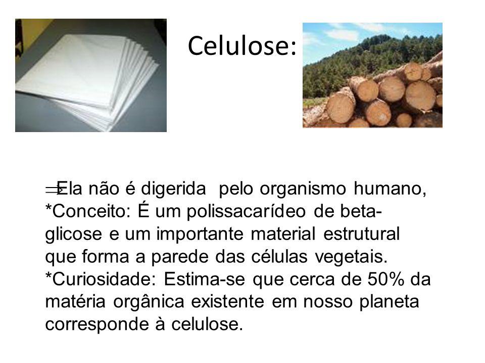 Celulose: