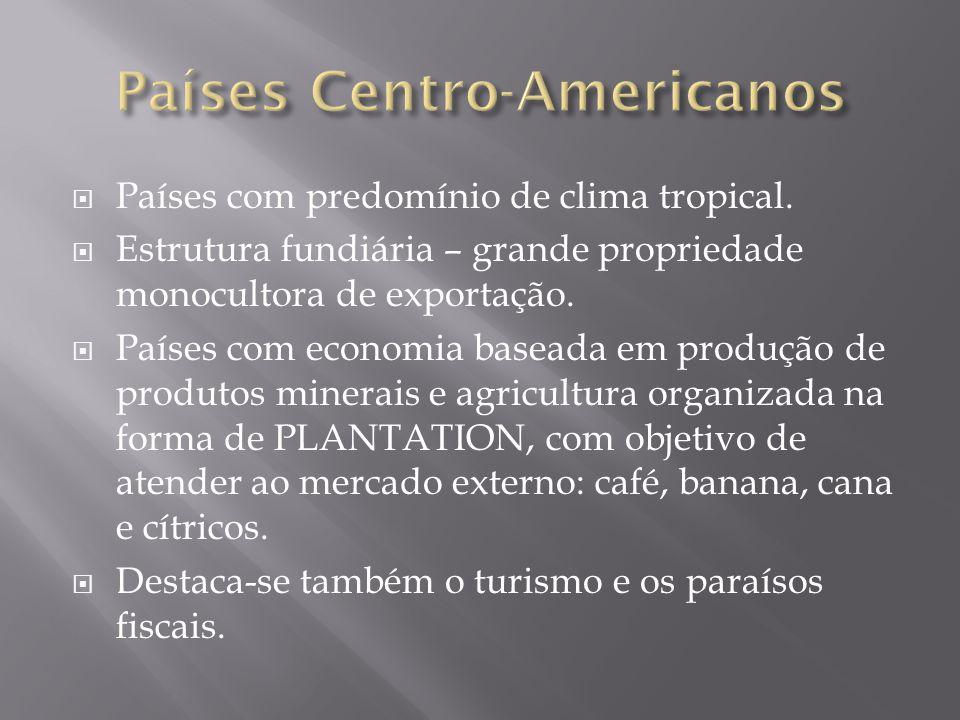 Países Centro-Americanos