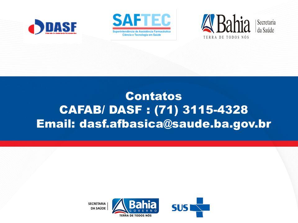 Email: dasf.afbasica@saude.ba.gov.br