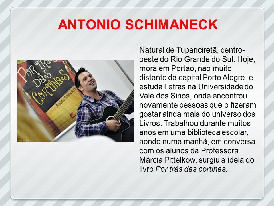 ANTONIO SCHIMANECK