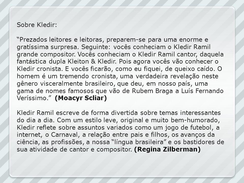 Sobre Kledir: