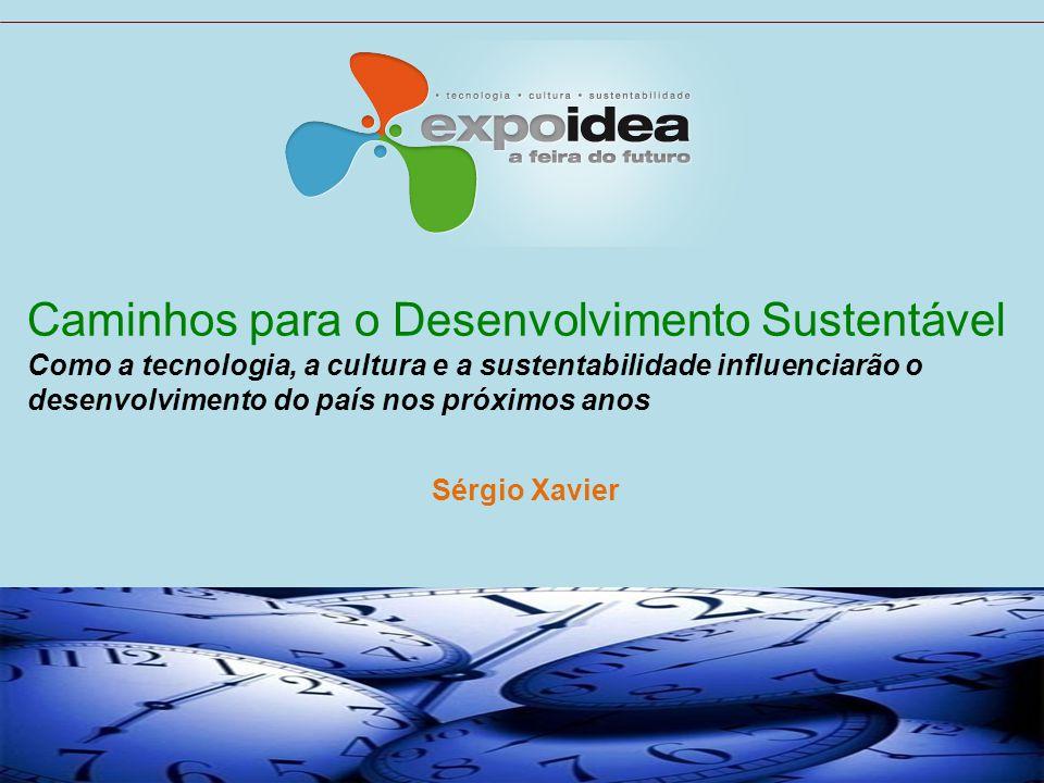 Caminhos para o Desenvolvimento Sustentável