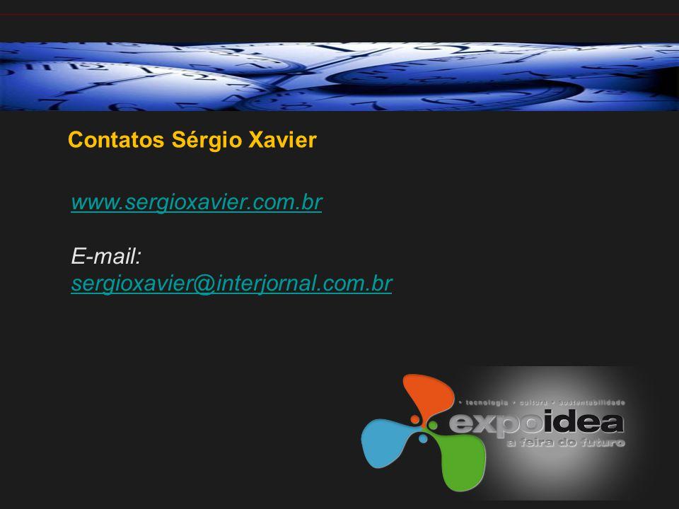 Contatos Sérgio Xavier