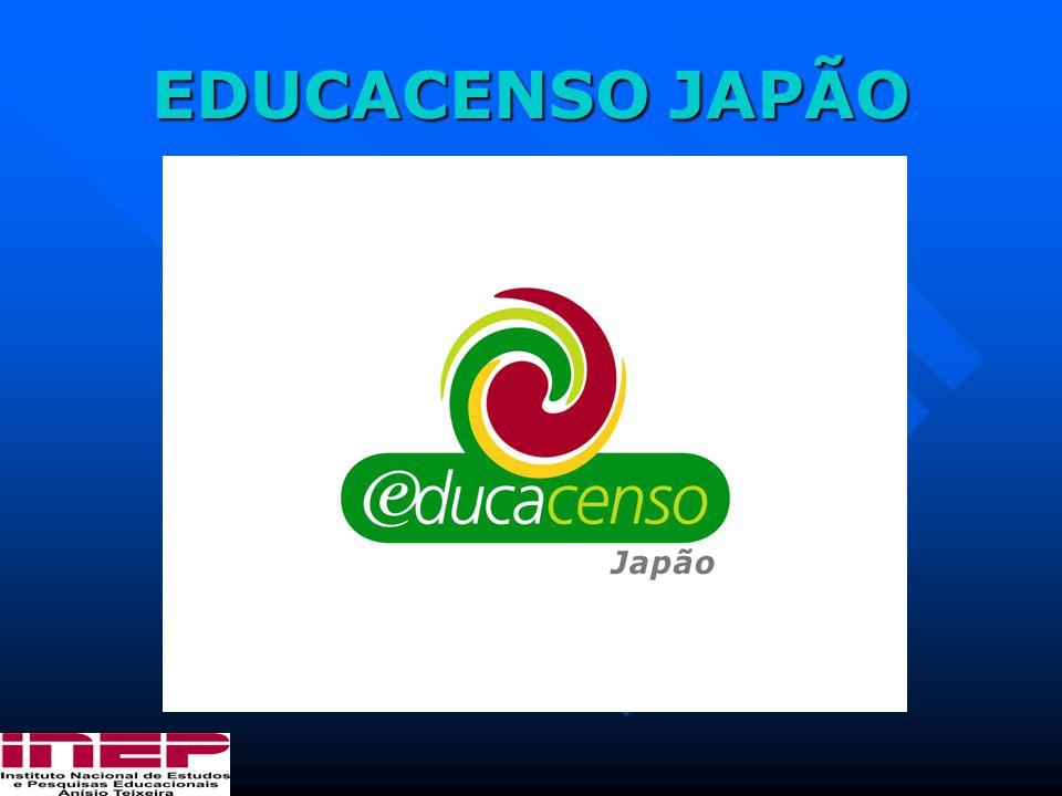 EDUCACENSO JAPÃO