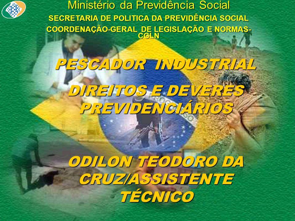 DIREITOS E DEVERES PREVIDENCIÁRIOS