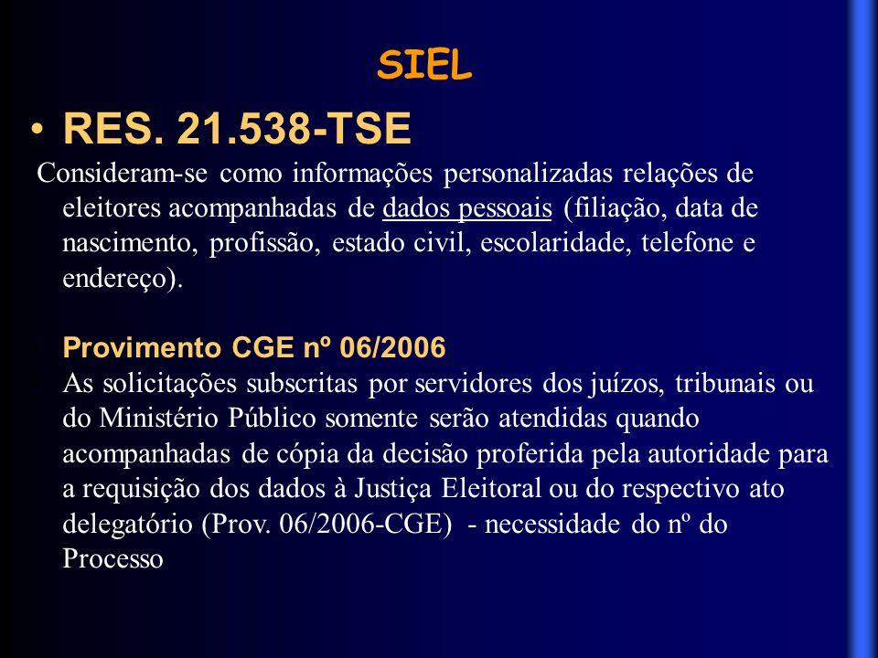 SIEL RES. 21.538-TSE.