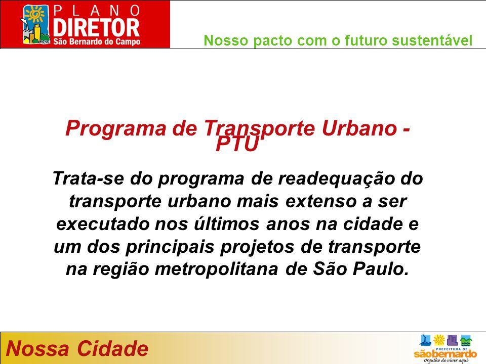 Programa de Transporte Urbano - PTU