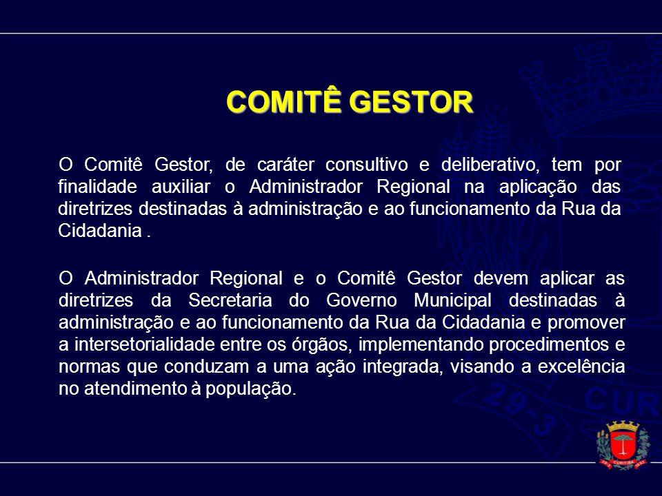 COMITÊ GESTOR
