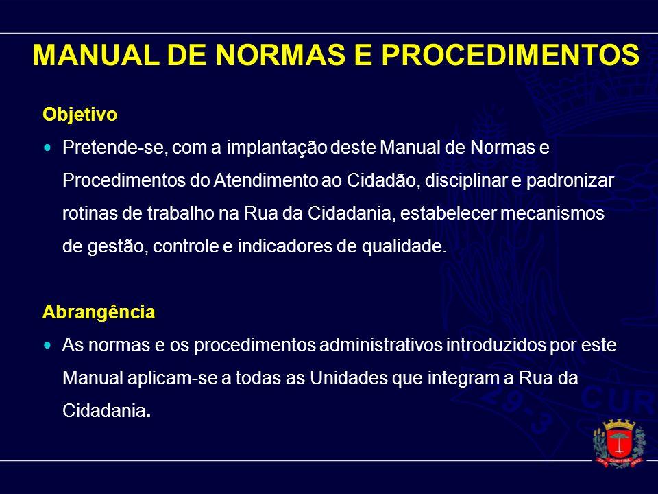 MANUAL DE NORMAS E PROCEDIMENTOS