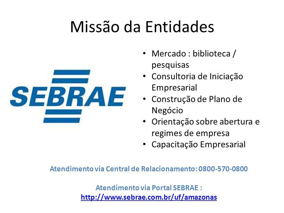Missão da Entidades Mercado : biblioteca / pesquisas