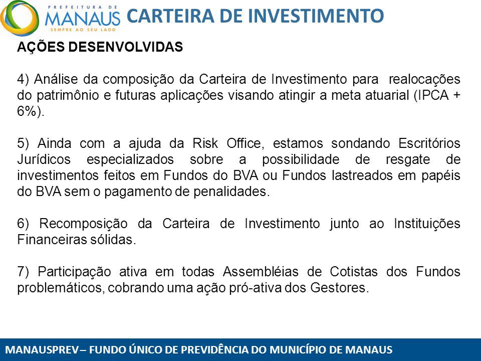 CARTEIRA DE INVESTIMENTO