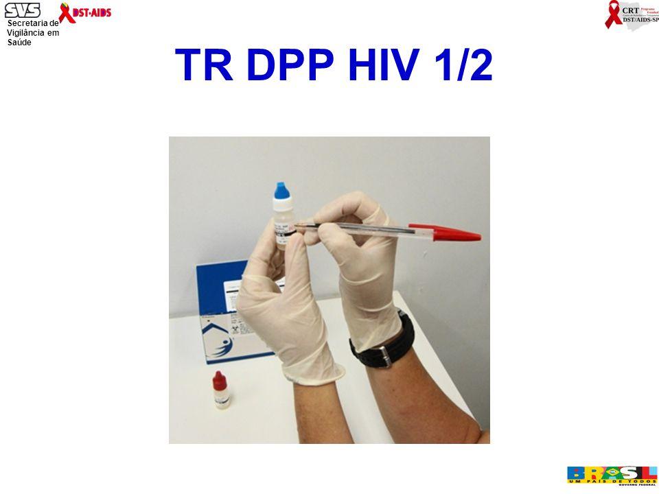 TR DPP HIV 1/2