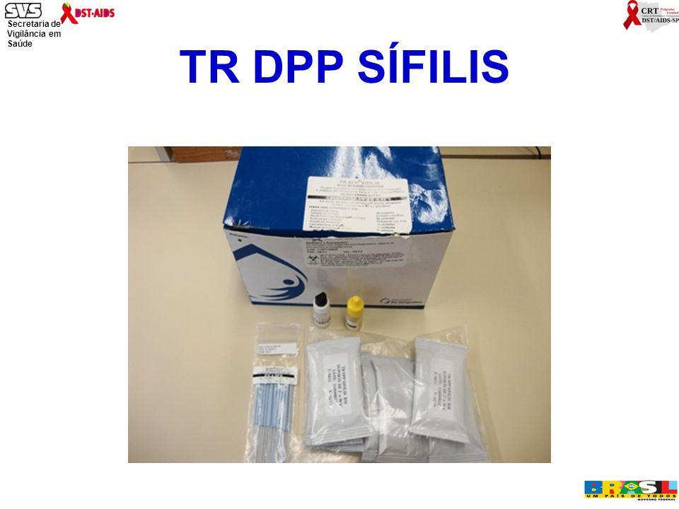 TR DPP SÍFILIS