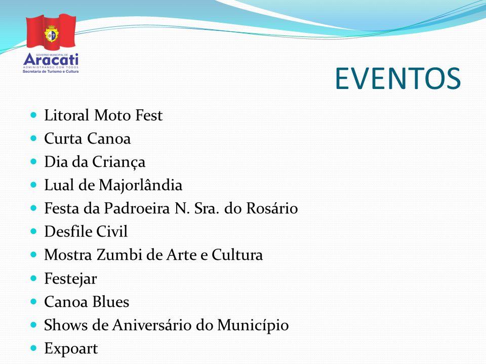 EVENTOS Litoral Moto Fest Curta Canoa Dia da Criança