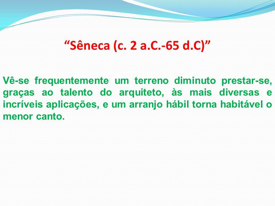 Sêneca (c. 2 a.C.-65 d.C)