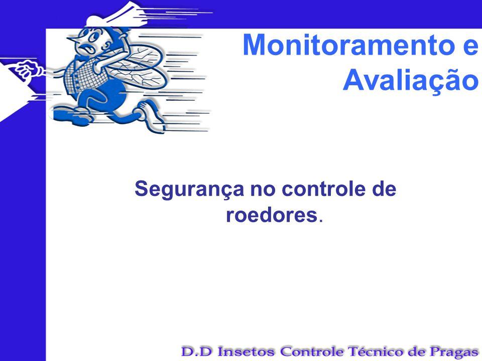Monitoramento e Avaliação