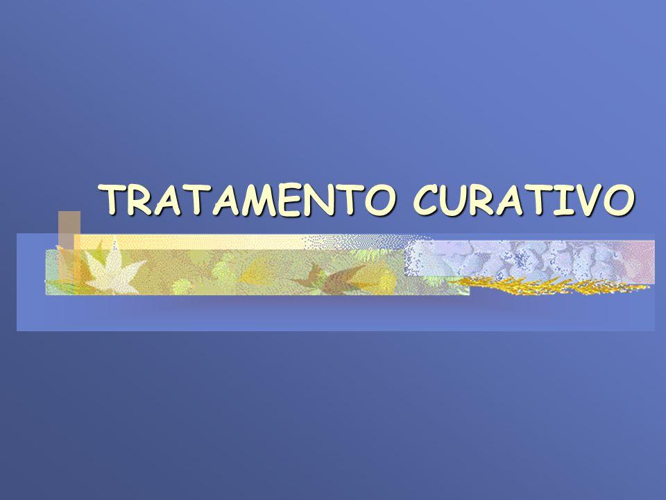 TRATAMENTO CURATIVO