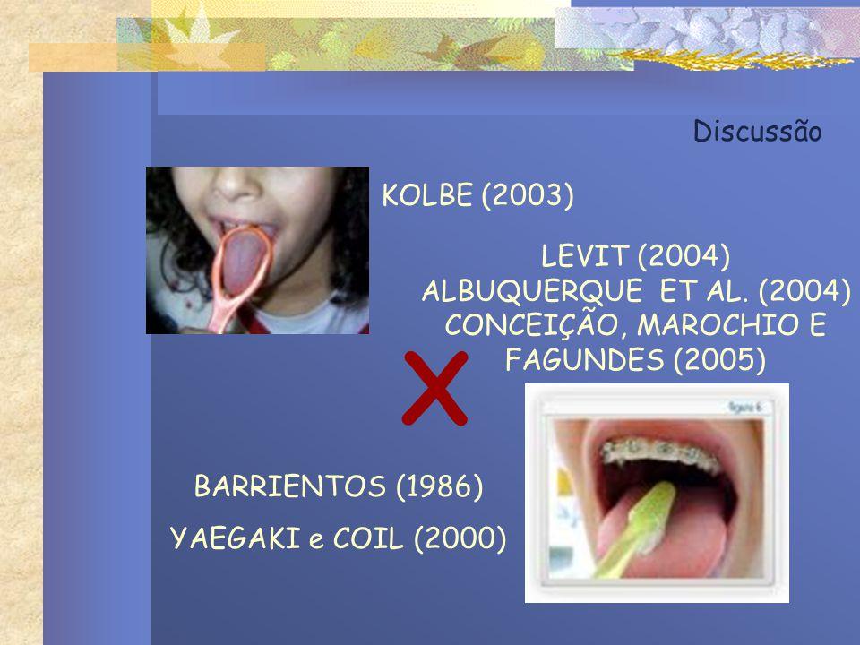 CONCEIÇÃO, MAROCHIO E FAGUNDES (2005)