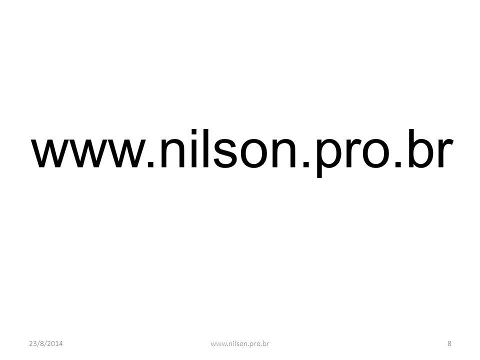 www.nilson.pro.br 06/04/2017 www.nilson.pro.br