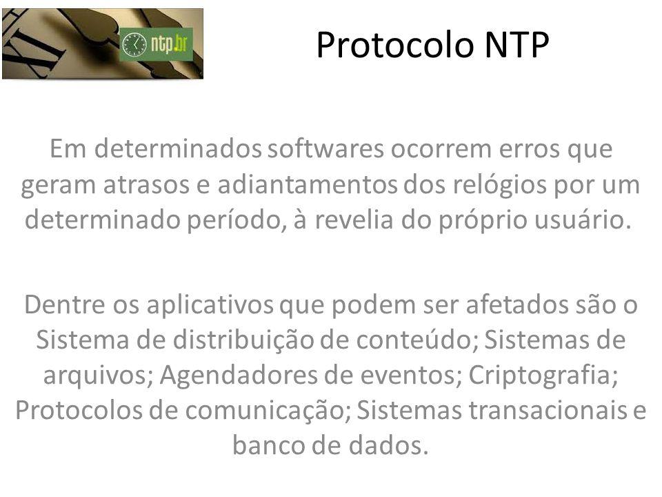 Protocolo NTP