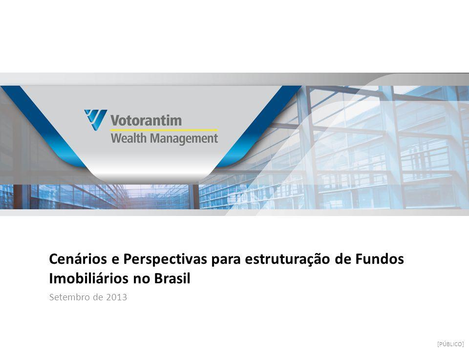 Cenários e Perspectivas para estruturação de Fundos Imobiliários no Brasil