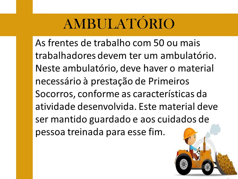 AMBULATÓRIO