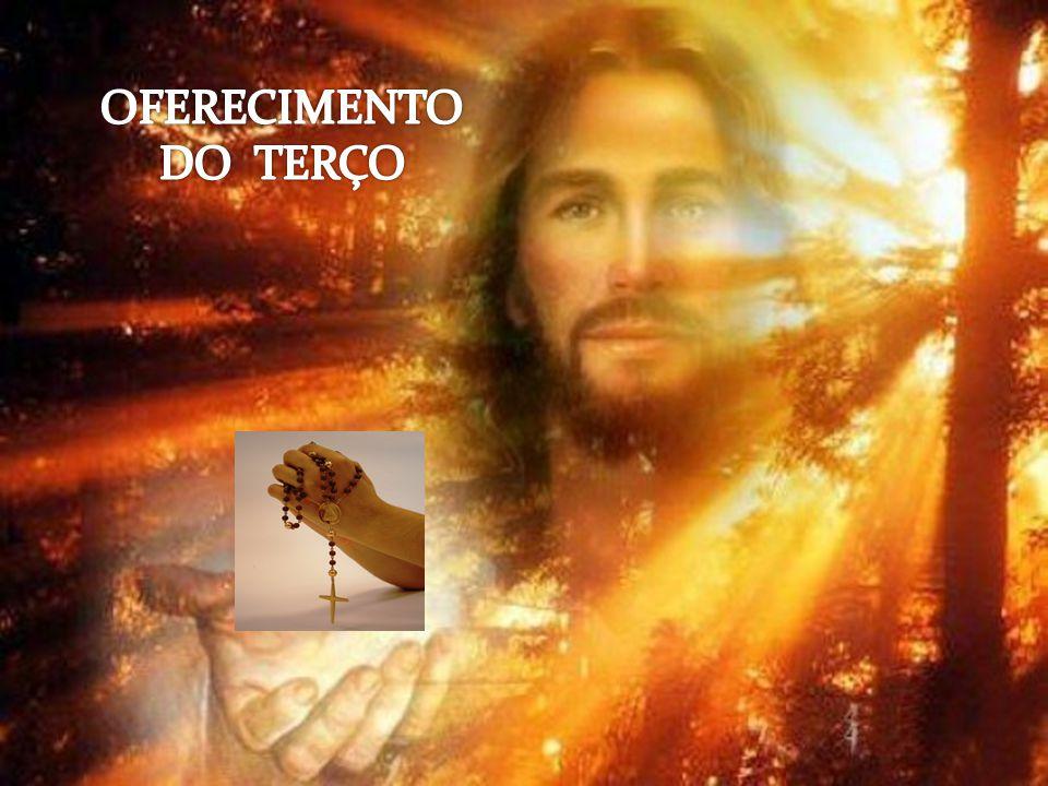 OFERECIMENTO DO TERÇO