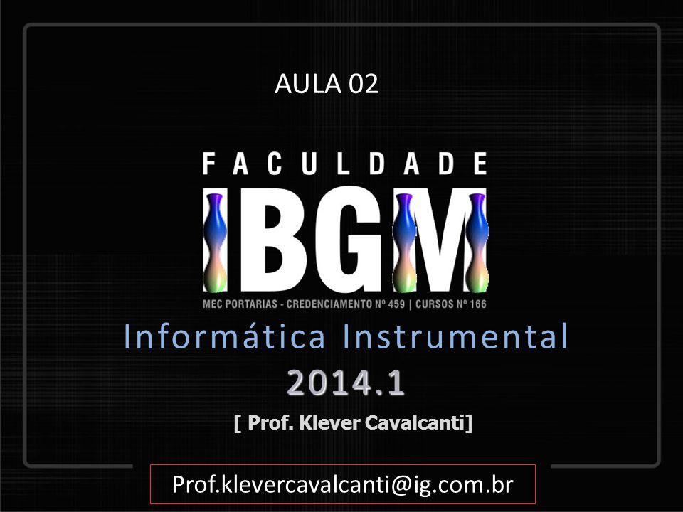 Informática Instrumental 2014.1