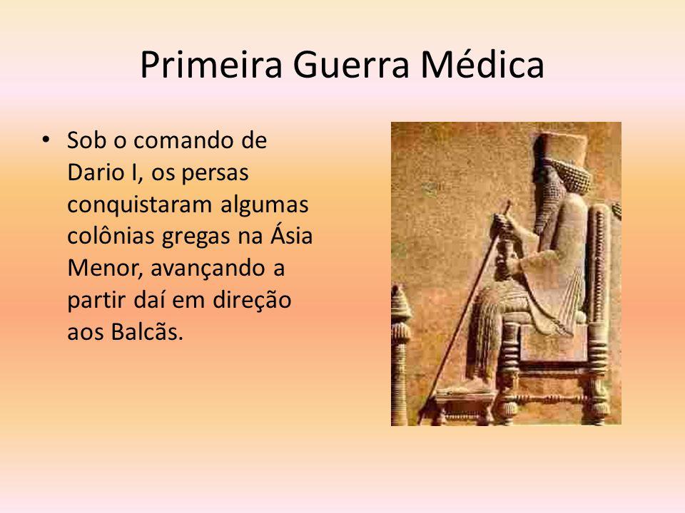 Primeira Guerra Médica