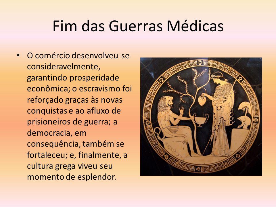 Fim das Guerras Médicas