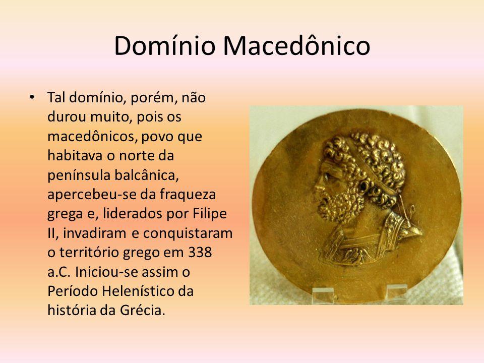 Domínio Macedônico