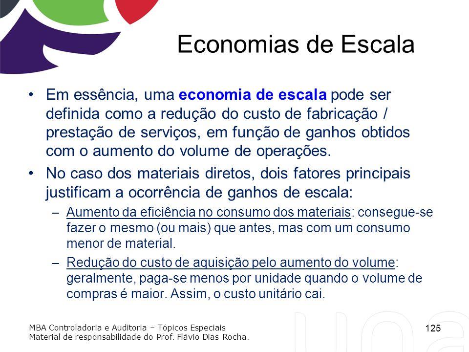Economias de Escala