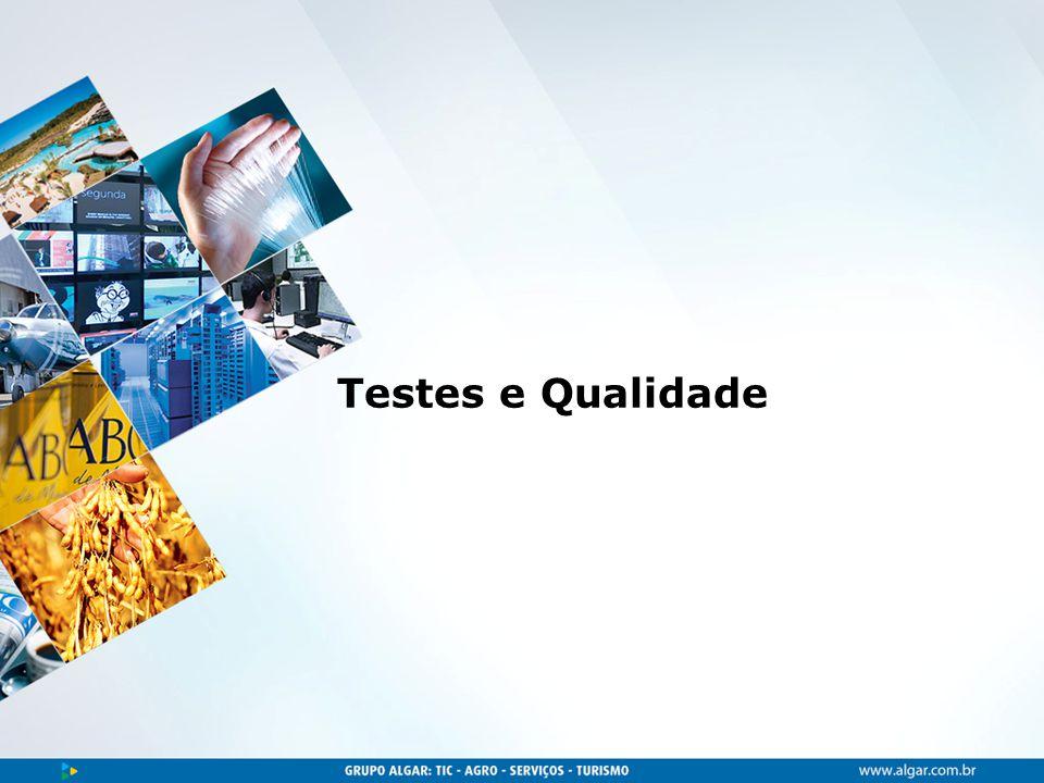 Testes e Qualidade
